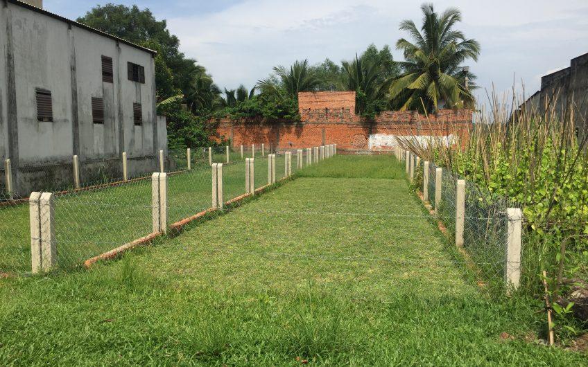Đất Long An sổ hồng, 450tr/100m2, đối diện khu CN Đức Hòa III, LH:0796465826