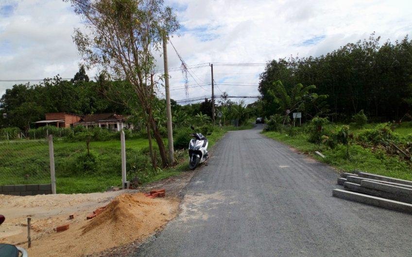 đất tỉnh lộ 7, xã Thái Mỹ, Củ Chi LH;0782568800