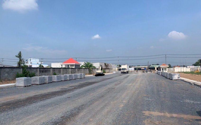 """Mở bán siêu dự án """" Khu Đô Thị Sao Vàng"""" Mặt tiền tỉnh lộ 10 trung tâm Đức Hòa."""