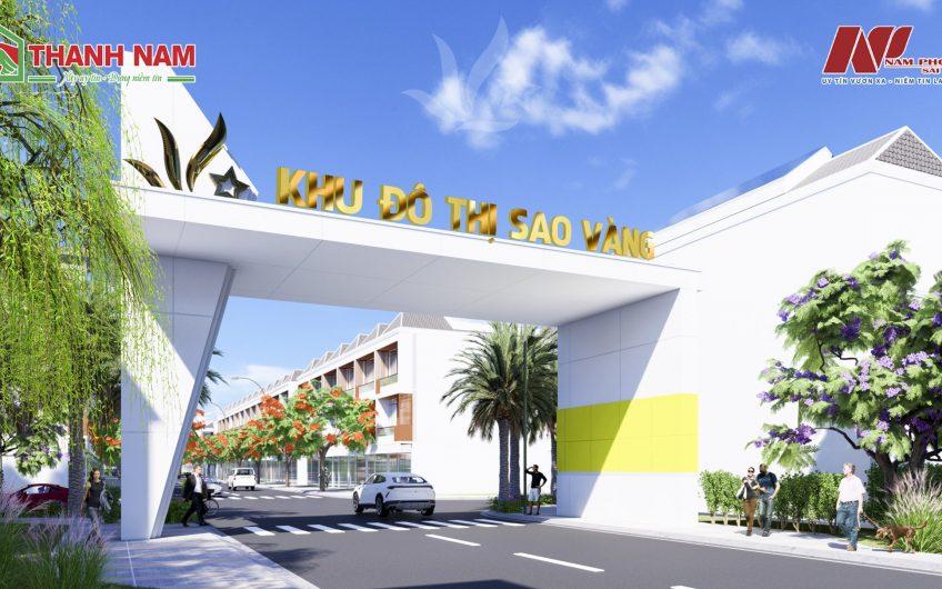 Khu đô thị Sao Vàng – Điểm sáng đầu tư uy tín
